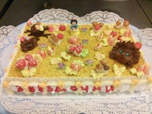 """Главный приз - наш фирменный торт """"Звездочки""""!"""