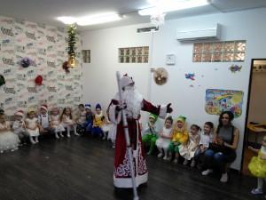 Вот и Дед Мороз!