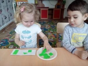 Группа раннего развития, Машенька и Айуб