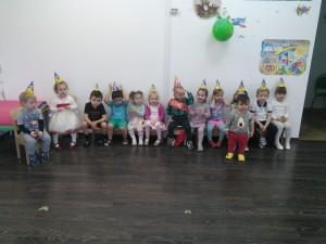 Дети к празднику готовы